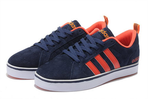Adidas Neo Leisure Mens & Womens (unisex) Dark Blue Orange France